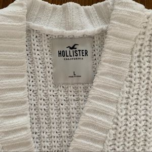 Hollister Sweaters - Hollister Cropped Chenille Sweater